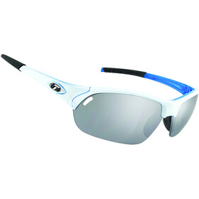 Tifosi Launch HS Lunettes, skycloud - smoke/ac red/clear